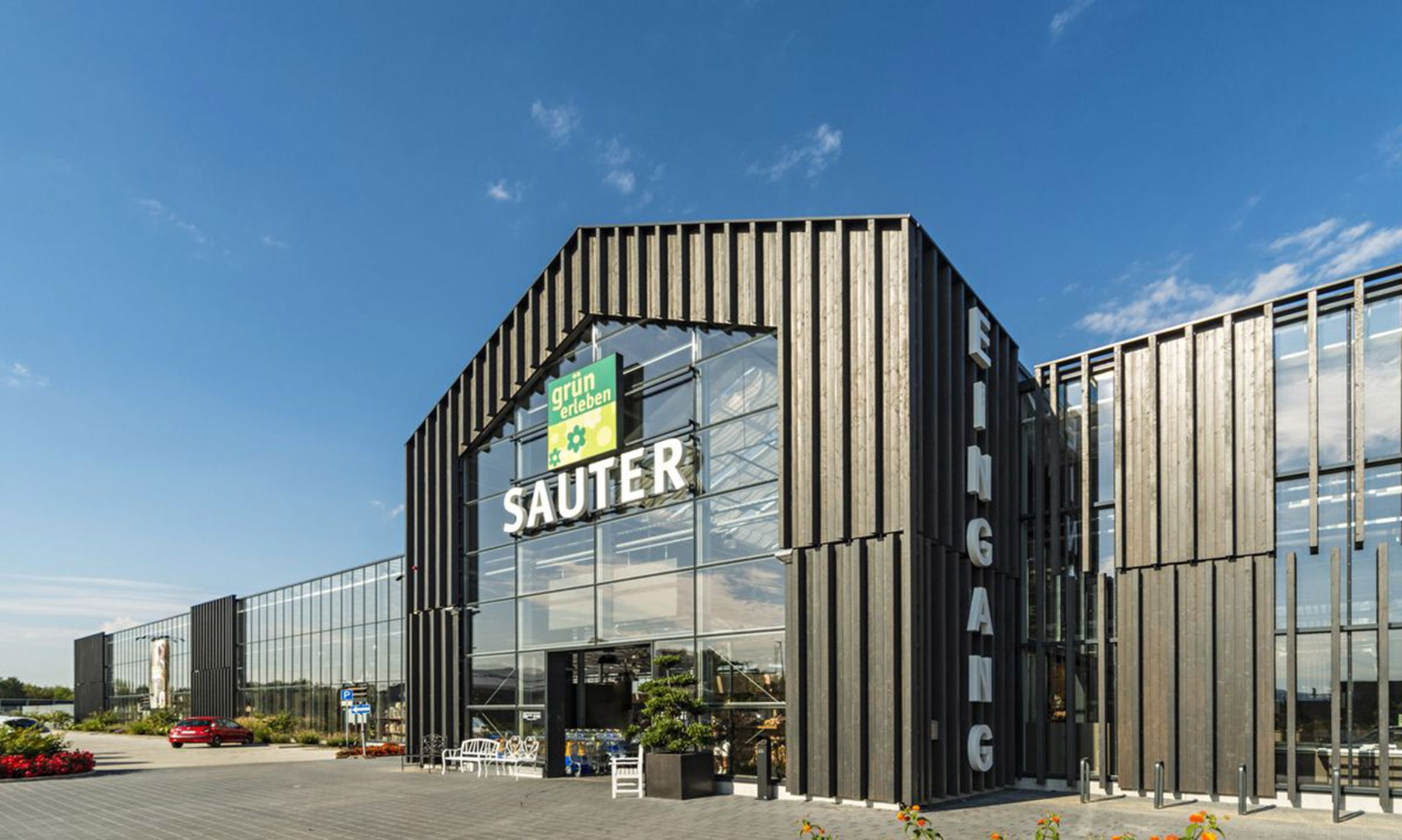Gartencenter Sauter - Lahr