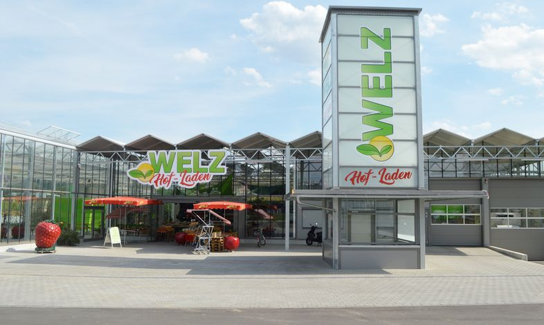 Hof-Laden Welz - Fellbach (D)