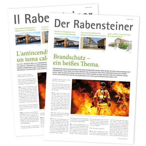 Il Rabensteiner Newsletter 2016