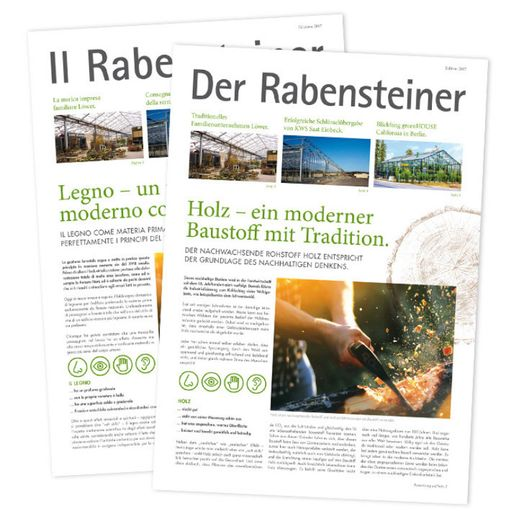 Il Rabensteiner Newsletter 2017