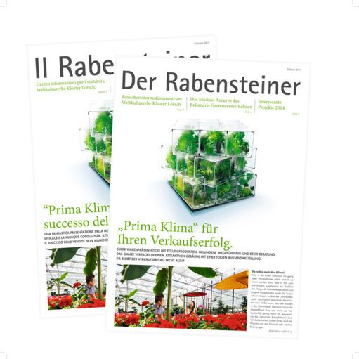 Il Rabensteiner Newsletter 2015