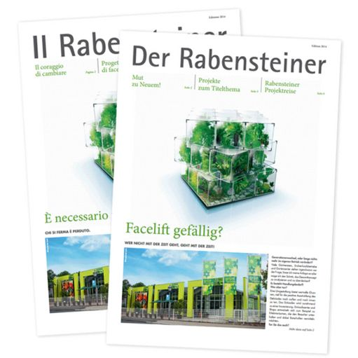 Il Rabensteiner Newsletter 2014